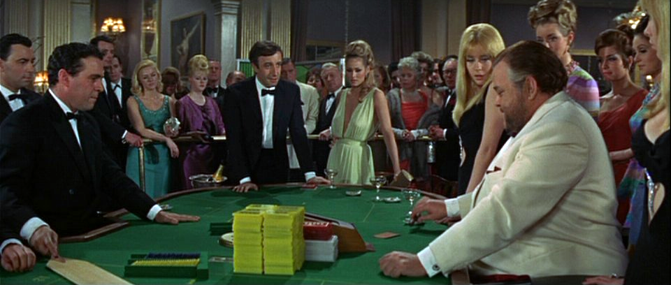 Peter sellers casino royale casino in miss vicksburg